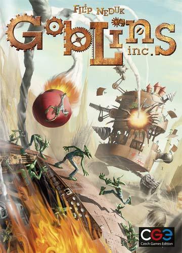 Goblin Inc. von Czech Games Edition/Heidelberger Spieleverlag