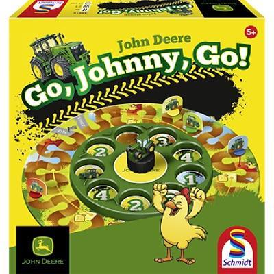 Go, Johnny Go! von Schmidt Spiele