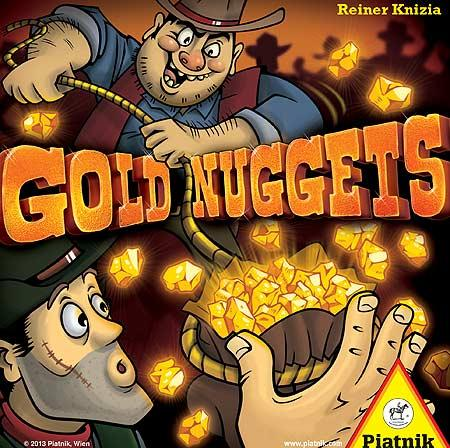 Gold Nuggets von Piatnik