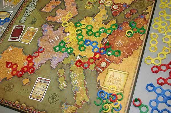 Gonzaga von Reich der Spiele
