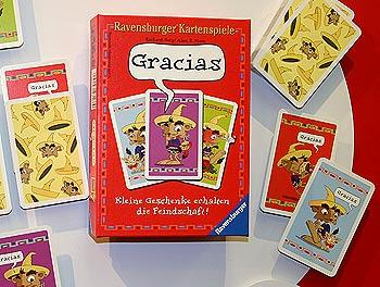 Gracias von Reich der Spiele