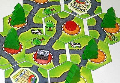 Greentown von Reich der Spiele