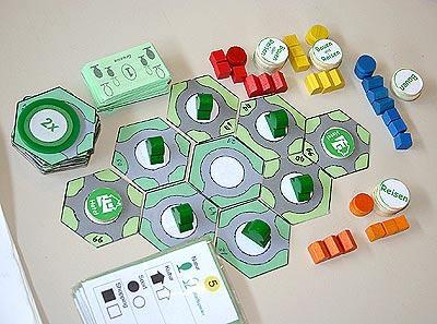 Greentown Prototyp von Reich der Spiele