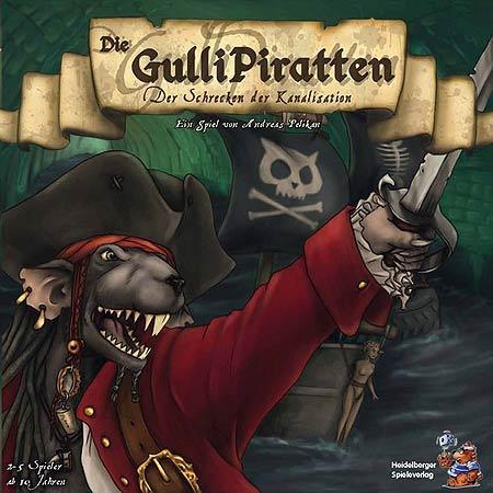 Gulli-Piratten von Heidelberger Spieleverlag