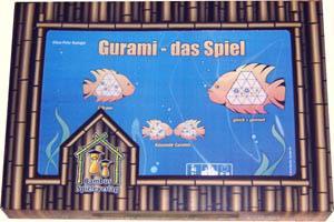 Gurami - Das Spiel von Bambus Spieleverlag