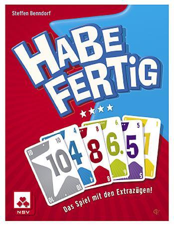 Habe fertig von Nürnberger Spieleverlag