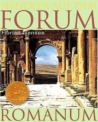 Händler auf dem Forum Romanum von Isensee
