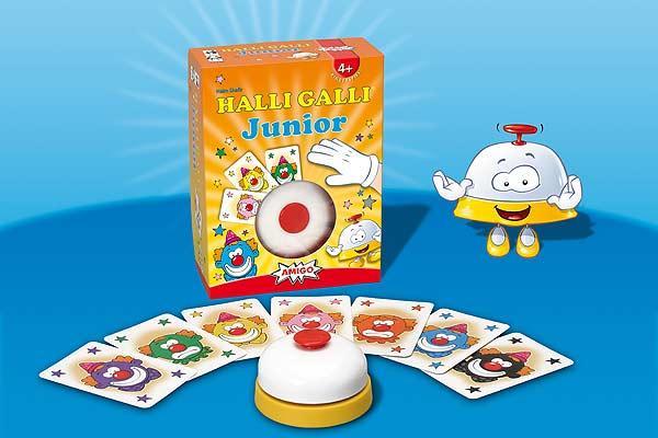 Halli Galli Junior von Amigo Spiele