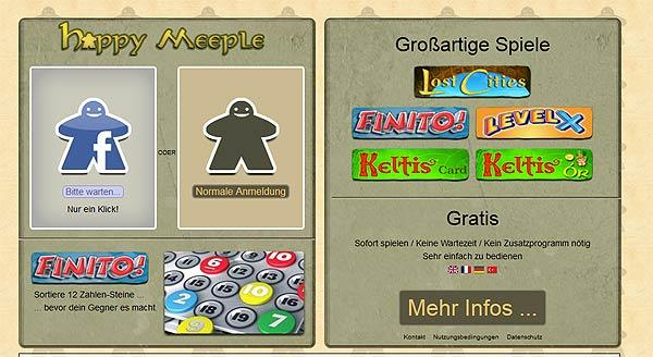 Happy Meeple von Screenshot