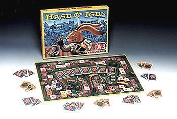 Hase und Igel von Abacusspiele