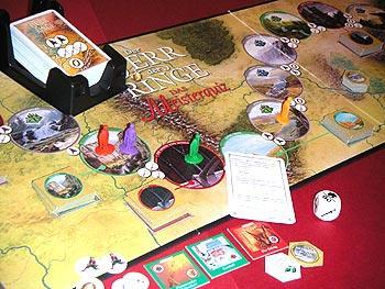 Der Herr der Ringe - Das Meisterquiz von Reich der Spiele