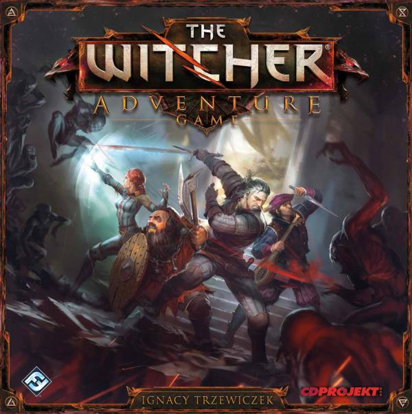 The Witcher - Brettspiel - Foto von Heidelberger Spieleverlag