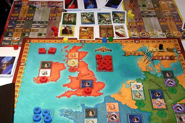 Head Of States von Reich der Spiele