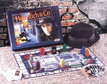 Heimlich & Co. von Amigo Spiele