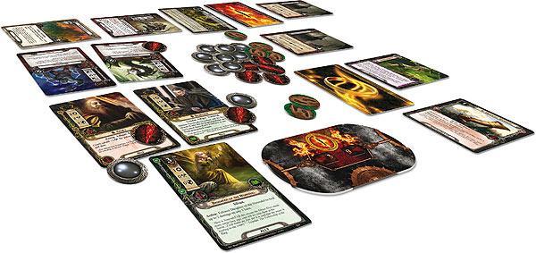 Der Herr der Ringe - Kartenspiel von Heidelberger Spieleverlag