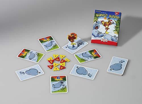 Hippo Hopp von Amigo Spiele