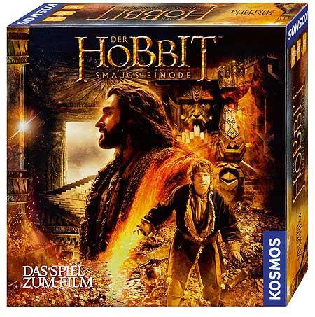 Der Hobbit - Smaugs Einöde von Kosmos