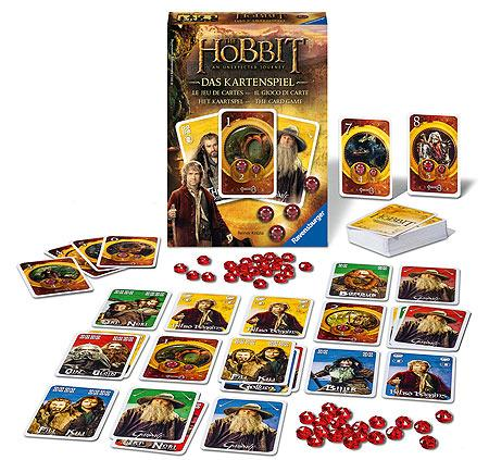 The Hobbit: An Unexpected Journey - Das Kartenspiel von Ravensburger