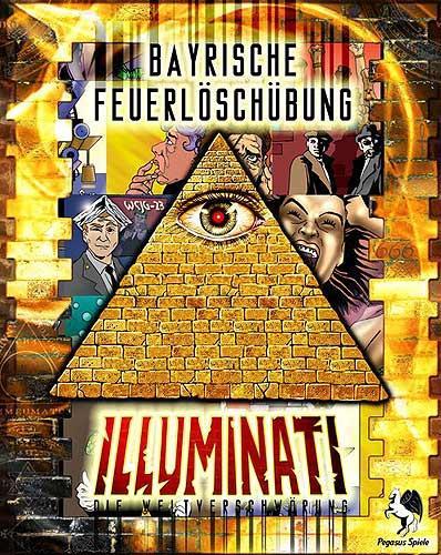 Illuminati - Bayrische Feuerlöschübung von Pegasus Spiele