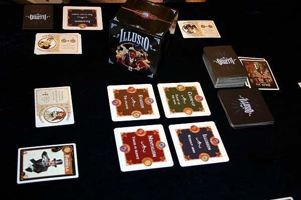 Illusio von Reich der Spiele