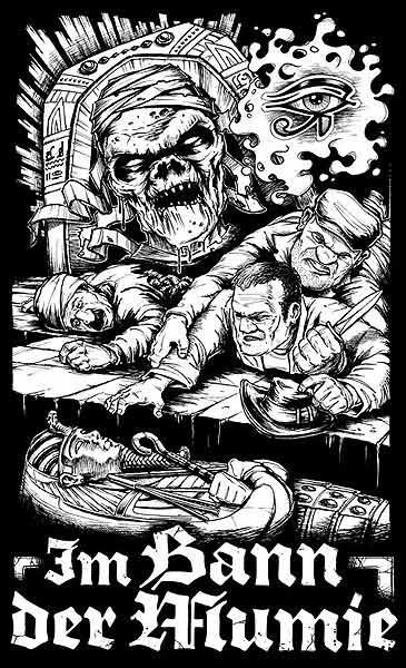 Im Bann der Mumie  von Sphinx Spiele