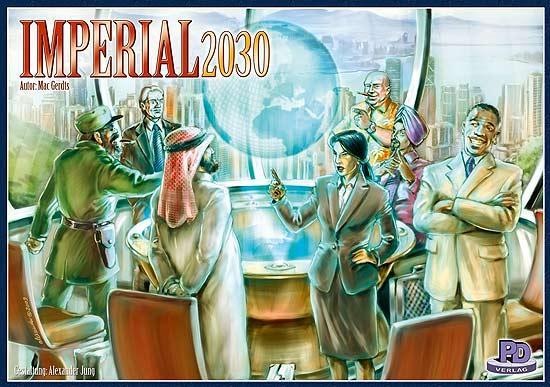Imperial 2030 von PD Verlag