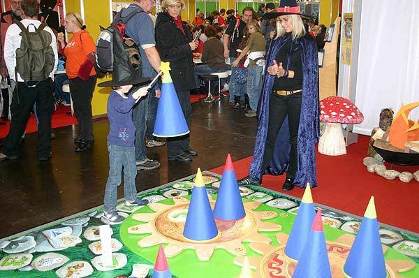 Kleine Magier - Großspiel 2009 von Reich der Spiele