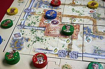 Indus von Reich der Spiele