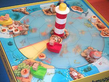 Insel der Schmuggler von