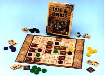 Isis & Osiris von Goldsieber