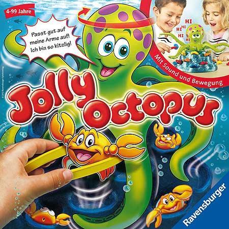 Jolly Octopus von Ravensburger