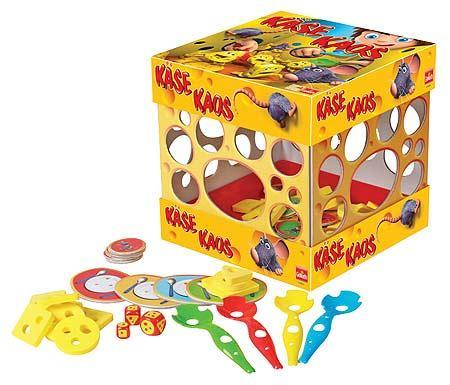 Käse Kaos von Goliath Toys