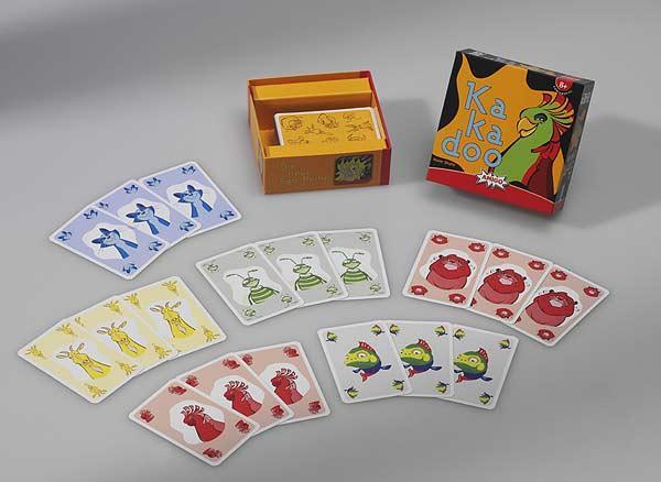 Kakadoo von Amigo Spiele