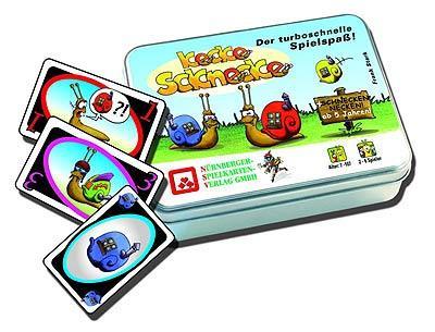 Kecke Schnecke von Nürnberger Spielkartenverlag