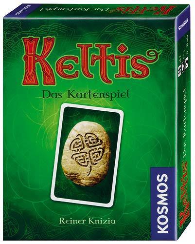 Keltis - Das Kartenspiel von Kosmos