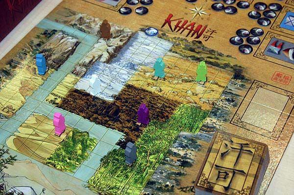 Khan von Reich der Spiele