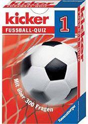 Kicker Fußball-Quiz 1 von Ravensburger