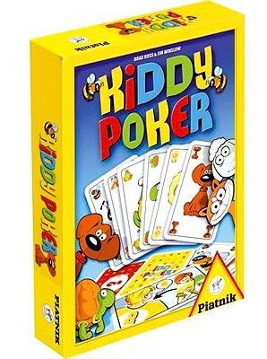 Kiddy Poker von Piatnik