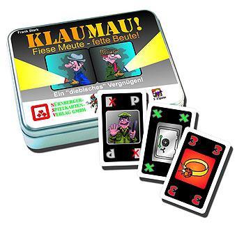 Klau Mau von Nürnberger Spielkartenverlag