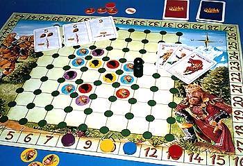 König Laurin von Reich der Spiele