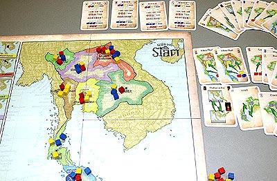 König von Siam von Reich der Spiele