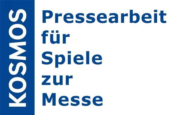 Kosmos Pressearbeit von Kosmos/Reich der Spiele