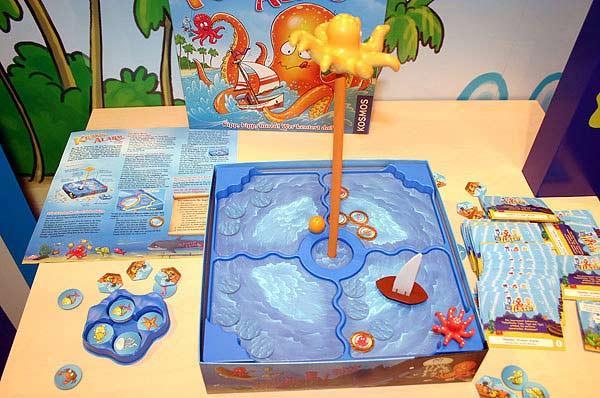 Krakenalarm von Reich der Spiele