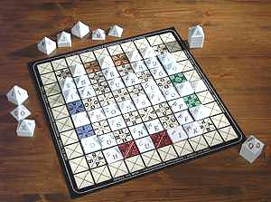 Kreuzwort-Pyramiden von