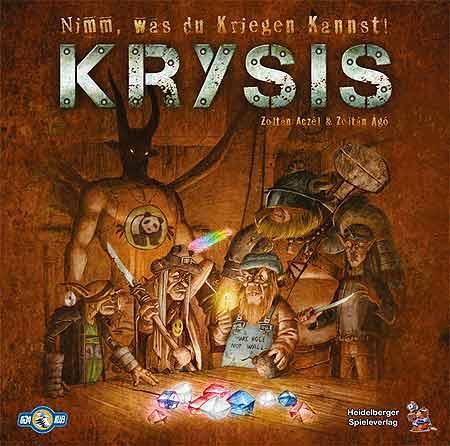 Krysis von Heidelberger Spieleverlag