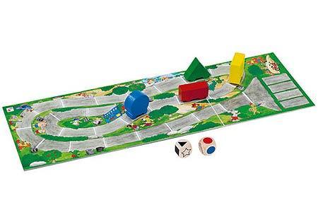 Kunterbunte Autorelli von Selecta Spielzeug