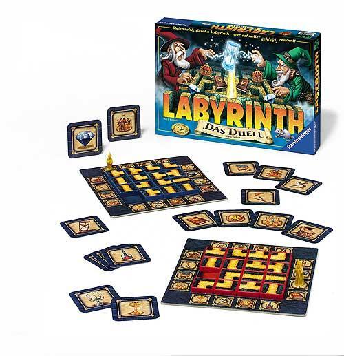 Labyrinth - Das Duell von Ravensburger