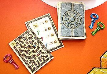 Labyrinth - Die Schatzjagd von Reich der Spiele