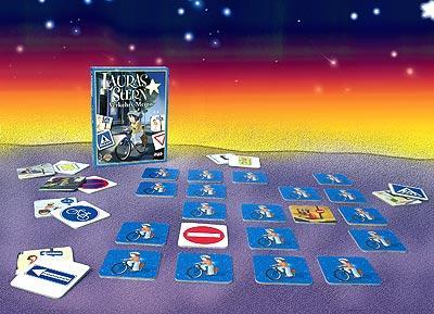 Lauras Stern Verkehrs-Memo von Amigo Spiele