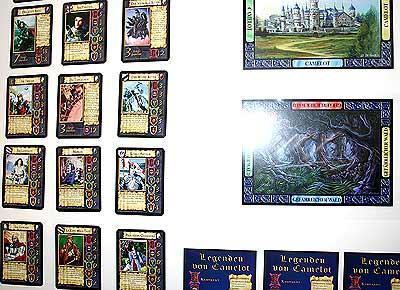 Legenden von Camelot von Reich der Spiele